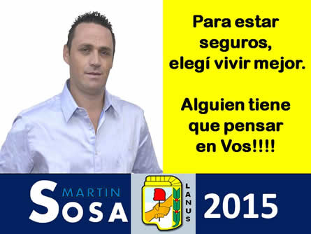 Martin Sosa