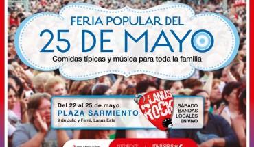 184 Fiesta y Feria Popular del 25 de Mayo