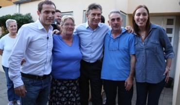 Macri, Vidal y Abella