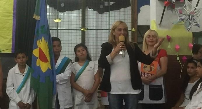 """MARIANA AYESA: """"LA SEMANA QUE VIENE COMIENZAN LAS ESCUELAS ABIERTAS DE VERANO"""""""