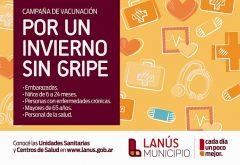 23-05-16 Segunda campaña de vacunación contra la gripe